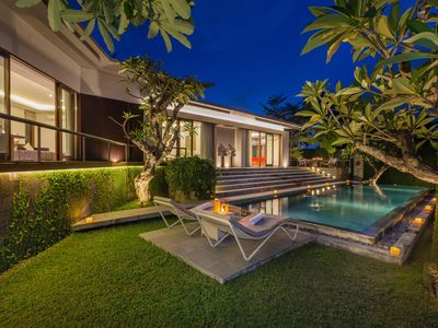 Photo for Chic & Luxury 2BR villa with pool in Canggu