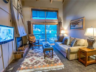Photo for Fantastic Summer Rates - Beautiful Remodeled Studio With Loft Next To Steamboat Resort!