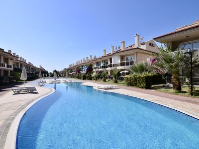 Photo for Seafront 2 Bedroom Apartment with Private Pool