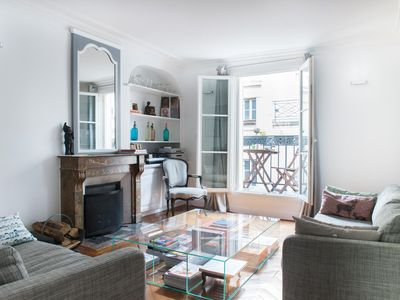 Photo for Rue des Martyrs IV - luxury 2 bedrooms serviced apartment - Travel Keys