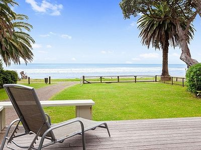 Photo for Kohi Point - Ohope Beachfront Holiday Home