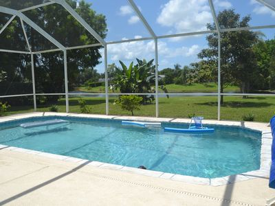 Photo for Home Sweet Vacation Home with Private Pool and Lake-View