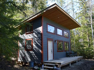 Photo for Modern, Quiet, and Brand New Cabin Nestled in Recreation Heaven!