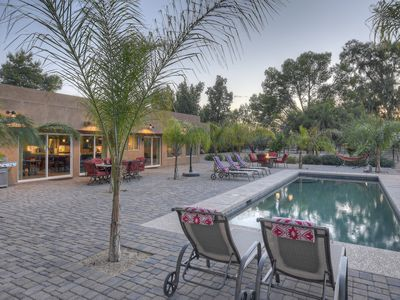 Starfire Golf Course View; Backyard Oasis; Option to Heat Private Pool; 10 mins to Old Town