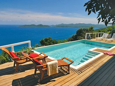 Photo for 2BR Villa Vacation Rental in Havers Hill, Tortola
