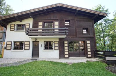 Photo for Spacious Comfortable Ski Chalet, in the centre of Les Houches near Chamonix