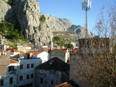 Photo for Apartment AT  SA4(2+1)  - Omis, Riviera Omis, Croatia