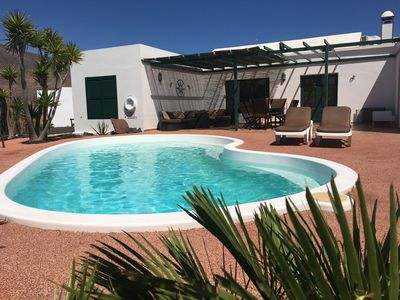 Photo for Fantastic Large Luxury Detached Villa with own Private heated Pool and Wi-Fi
