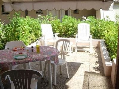 Photo for Exceptional in town: quiet, overlooking courtyard, parking, internet