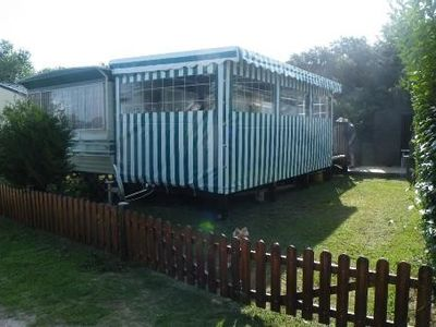Photo for Mobile home rental in a quiet and relaxing area
