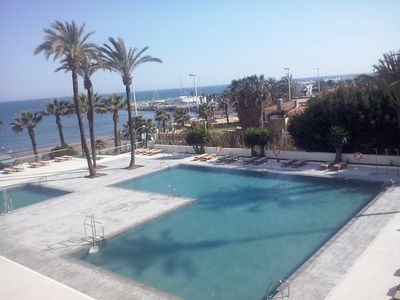 Photo for 1BR Apartment Vacation Rental in Torremolinos, Andalucia