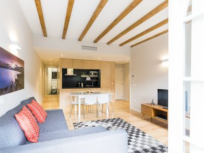 Photo for Arrábida - River View Apartment - Apartment for 7 people in Oporto