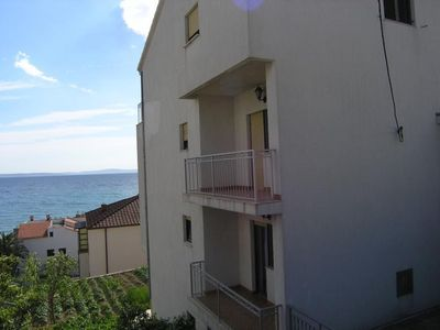 Photo for 3BR Apartment Vacation Rental in Podstrana