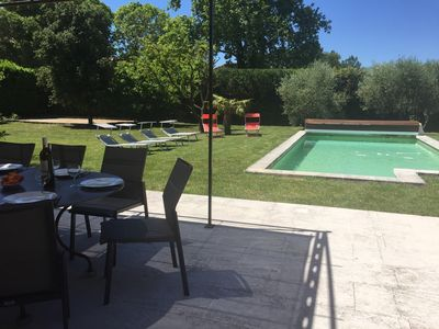 Photo for ** * Charming house, heated pool