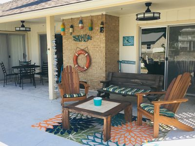 Photo for Quiet, Cozy home on canal in Palm Harbor