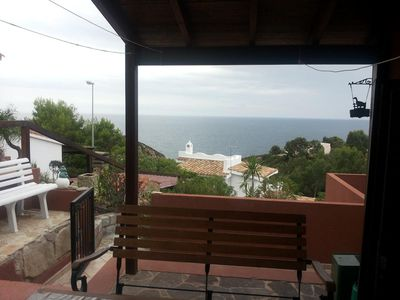 Photo for Cottage Michela with Seaview, Garden & Terrace; Parking Available