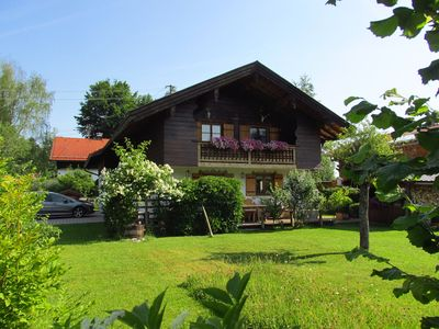 Photo for The picturesque apartment in the heart of Bad Wiessee (94 sqm) up to 5 persons