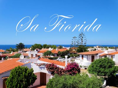 Photo for Sa Fiorida Type Valentina / 2 - Mediterranean holiday house with 3 bedrooms