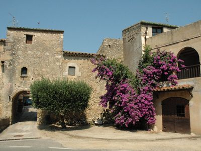 Photo for Cal Secretari, 17th century rural house in Vilaür, 15km from Costa Brava beaches