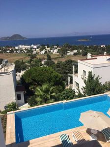 Photo for VİLLA VANİLLA IN BODRUM WITH PRIVATE POOL
