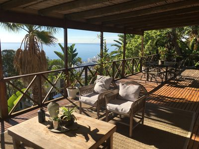 Photo for Amazing Tropical Apartment In Safe Exclusive Bantry Bay