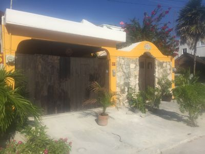 Photo for 3BR House Vacation Rental in Zona Puerto Morelos, MEX