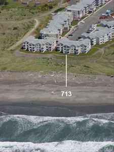 Photo for One-Bedroom Condo Just Steps from the Beach