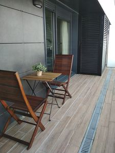 Photo for beautiful new penthouse with pool, terrace and garage