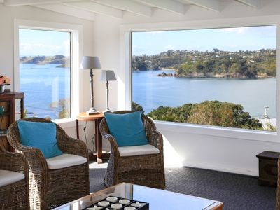 Photo for Coast - panoramic views  from large spacious home.