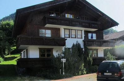 Photo for Apartment Oberstdorf for 1 - 4 people with 2 bedrooms - Apartment in one or Mehrfam