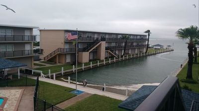 Rest, Relax and Enjoy life on South Padre Island in this Beautiful Bayside Condo