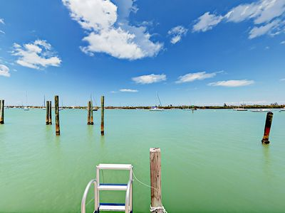 Photo for Waterfront 2BR w/ Huge Loft--Sleeps 8, Great Views