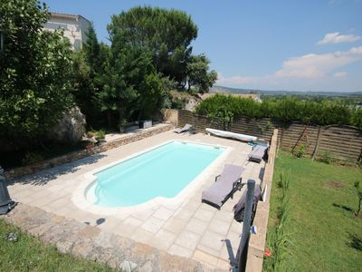 Photo for Comfortable house with view of the Rhône