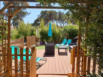 Photo for Maisonette 4 / 5persons Peninsula of CASSIS