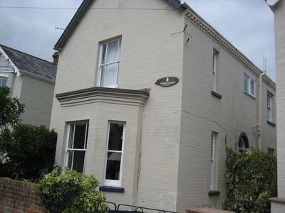 Photo for Detached Edwardian house in Lymington close to High Street and Marinas