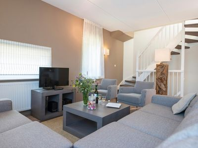 Photo for Luxury Bungalow in the holiday park Landal Eifeler Tor - Indoor- and outdoor swimming pool with paddling pool