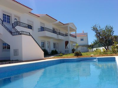 Photo for Albufeira 1 bedroom apartment 5 min. Falesia beach and close to center - J