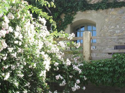 Photo for Romantic 17th century village house with private spa, bakery and butcher within walking distance.