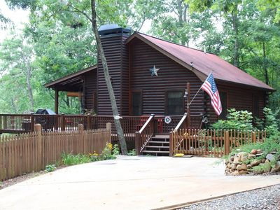 Photo for 2 bedroom accommodation in Blue Ridge