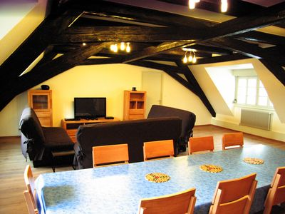 """Photo for Jewelery Colmar - Apartment **** 135m² - """"The Sapphire"""""""