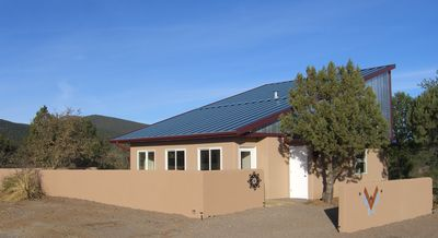 Photo for Solar powered newly built Guest House w/ NEW AC system!!!