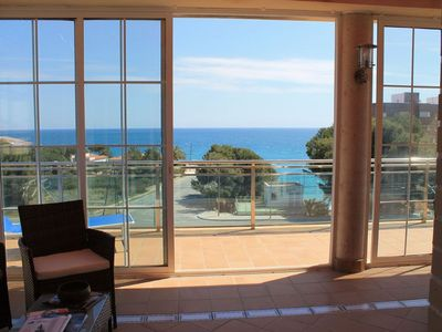 Photo for Penthouse apartment for 8 people only  90m from the beach-HUTT009348