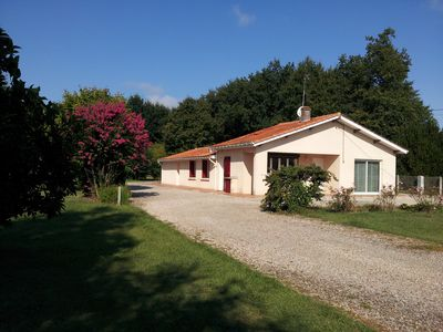 Photo for VENSAC. Near MONTALIVET of SOULAC, OCEAN. Classified 3 stars. free WIFI