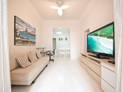 Photo for Ipanema 2 bedrooms, perfect location