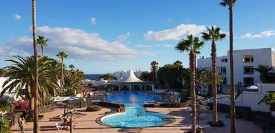 Photo for Luxury house in complex in Costa Teguise at the seafront