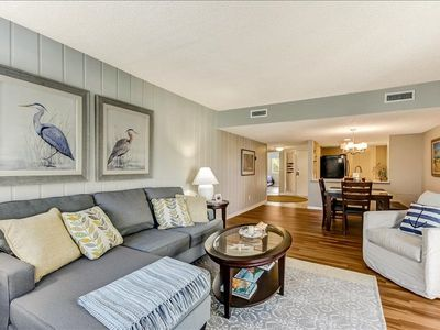 Photo for A light, bright and airy villa at the gated Amelia Island Plantation, you will not want to pass this rental opportunity.
