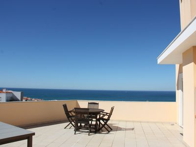 Photo for Miramar (Pool & Sea View) For families - Apartment for 6 people in Ericeira