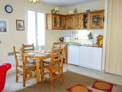 Photo for Apartment Central Résidence in Saint Gervais - 4 persons, 1 bedrooms