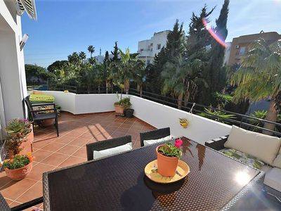 Photo for Estepona Golf Apartment two bedrooms for 4