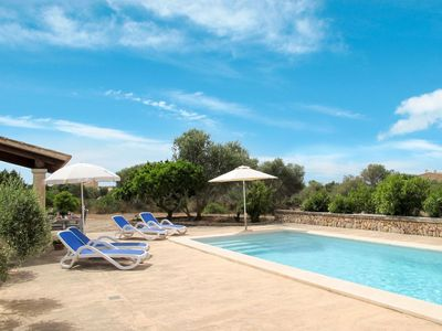 Photo for Lovely apartment for 4 people with private pool, TV, balcony and parking